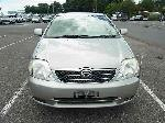 Used 2001 TOYOTA COROLLA SEDAN BF61255 for Sale Image 8