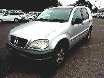 Used 1999 MERCEDES-BENZ M-CLASS BF61256 for Sale Image 1
