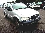 Used 1999 MERCEDES-BENZ M-CLASS BF61256 for Sale Image 7