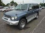 Used 1997 MITSUBISHI PAJERO BF61262 for Sale Image 1