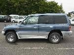 Used 1997 MITSUBISHI PAJERO BF61262 for Sale Image 2