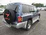 Used 1997 MITSUBISHI PAJERO BF61262 for Sale Image 5