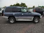 Used 1997 MITSUBISHI PAJERO BF61262 for Sale Image 6