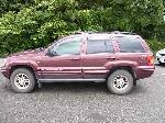 Used 1999 JEEP GRAND CHEROKEE BF61284 for Sale Image 2