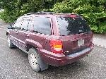 Used 1999 JEEP GRAND CHEROKEE BF61284 for Sale Image 3