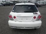 Used 2003 TOYOTA ALTEZZA GITA BF61289 for Sale Image 4