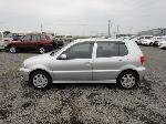 Used 2001 VOLKSWAGEN POLO BF61295 for Sale Image 2