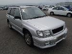 Used 1997 SUBARU FORESTER BF61333 for Sale Image 7