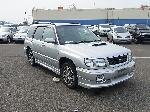 Used 1998 SUBARU FORESTER BF61436 for Sale Image 7