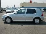 Used 2003 VOLKSWAGEN GOLF BF61437 for Sale Image 2