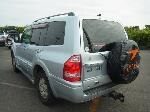 Used 2003 MITSUBISHI PAJERO BF61480 for Sale Image 3