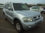 Used 2003 MITSUBISHI PAJERO BF61480 for Sale Image 7