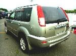 Used 2001 NISSAN X-TRAIL BF61481 for Sale Image 3
