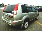 Used 2001 NISSAN X-TRAIL BF61481 for Sale Image 5