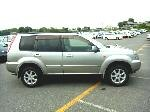 Used 2001 NISSAN X-TRAIL BF61481 for Sale Image 6