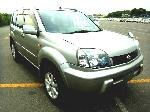Used 2001 NISSAN X-TRAIL BF61481 for Sale Image 7