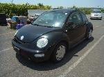 Used 2001 VOLKSWAGEN NEW BEETLE BF61561 for Sale Image 1