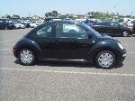 Used 2001 VOLKSWAGEN NEW BEETLE BF61561 for Sale Image 6
