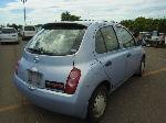 Used 2003 NISSAN MARCH BF61579 for Sale Image 5