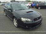 Used 2003 SUBARU LEGACY TOURING WAGON BF61649 for Sale Image 7