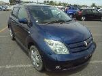 Used 2003 TOYOTA IST BF61651 for Sale Image 7