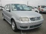 Used 2000 VOLKSWAGEN POLO BF61741 for Sale Image 7