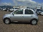 Used 2003 NISSAN MARCH BF61778 for Sale Image 2