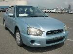 Used 2003 SUBARU IMPREZA SPORTSWAGON BF61790 for Sale Image 7