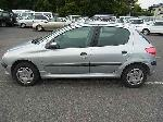 Used 1999 PEUGEOT 206 BF61820 for Sale Image 2