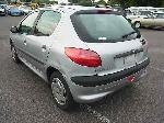 Used 1999 PEUGEOT 206 BF61820 for Sale Image 3