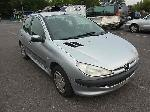 Used 1999 PEUGEOT 206 BF61820 for Sale Image 7