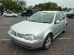 Used 2001 VOLKSWAGEN GOLF BF61828 for Sale Image 1