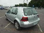 Used 2001 VOLKSWAGEN GOLF BF61828 for Sale Image 3