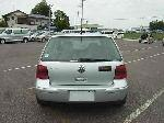 Used 2001 VOLKSWAGEN GOLF BF61828 for Sale Image 4
