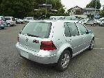 Used 2001 VOLKSWAGEN GOLF BF61828 for Sale Image 5