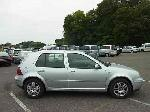 Used 2001 VOLKSWAGEN GOLF BF61828 for Sale Image 6