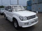Used 1997 TOYOTA LAND CRUISER PRADO BF61838 for Sale Image 7