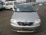 Used 2001 TOYOTA COROLLA SEDAN BF61851 for Sale Image 8