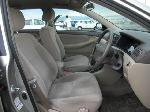 Used 2001 TOYOTA COROLLA SEDAN BF61918 for Sale Image 17