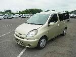 Used 2001 TOYOTA FUN CARGO BF61992 for Sale Image 1