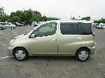 Used 2001 TOYOTA FUN CARGO BF61992 for Sale Image 2