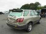 Used 1999 TOYOTA HARRIER BF61994 for Sale Image 5