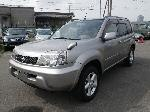 Used 2001 NISSAN X-TRAIL BF62030 for Sale Image 1