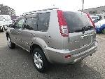 Used 2001 NISSAN X-TRAIL BF62030 for Sale Image 3
