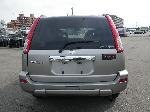 Used 2001 NISSAN X-TRAIL BF62030 for Sale Image 4