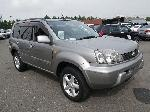 Used 2001 NISSAN X-TRAIL BF62030 for Sale Image 7
