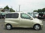 Used 2000 TOYOTA FUN CARGO BF62055 for Sale Image 6