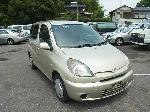 Used 2000 TOYOTA FUN CARGO BF62055 for Sale Image 7