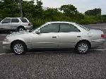 Used 1999 TOYOTA MARK II BF62056 for Sale Image 2