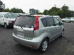 Used 2006 NISSAN NOTE BF62073 for Sale Image 5